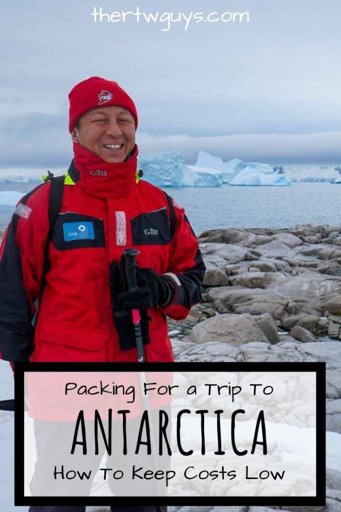 halef with a walking pole antarctica pinterest