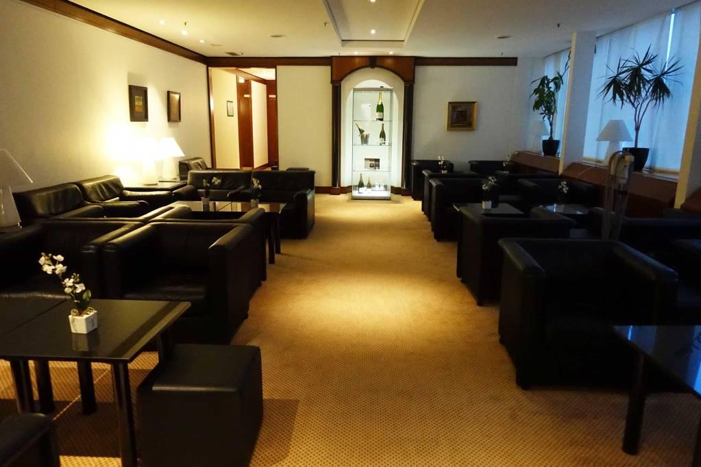 Seating area at LuxxLounge frankfurt