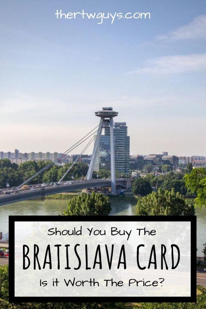 bratislava card pinterest