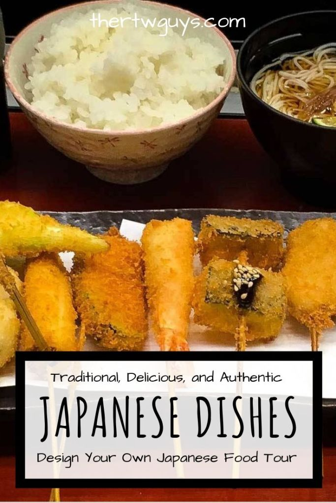 21 Traditional Japanese Dishes  How Many Have You Tried?