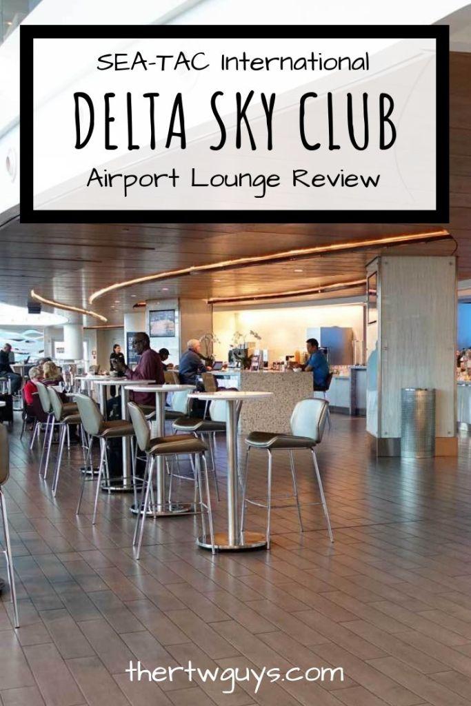 delta sky club seattle pinterest