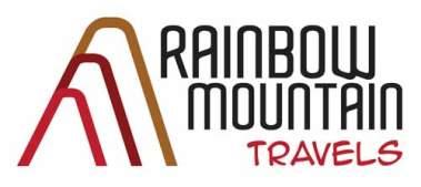 rainbow mountain travels logo