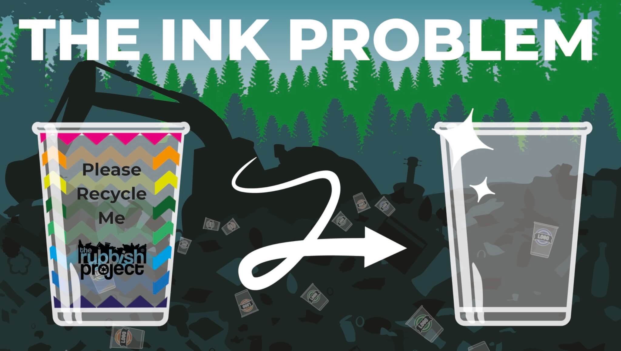 Solving the Ink Problem - The rubbish project