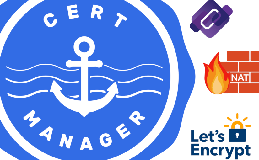 Cert Manager, NAT Loopback, and CoreDNS