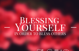 Your Blessings Start at Home