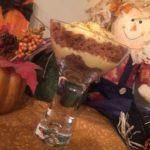 Holiday Spiced Eggnog Trifle