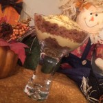 Holiday Spiced Eggnog Trifle
