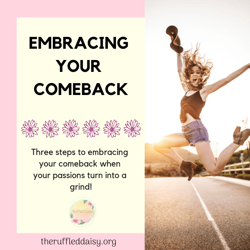 Embracing Your Comeback FB