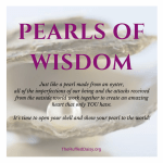 Pearls of Wisdom – Jennifer Wiltse