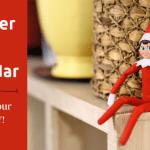 Slacker Mom Elf On The Shelf Calendar