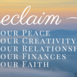 Reclaiming Your Life – Printable Download