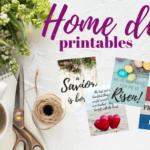 Home Decor Holiday Printables!!