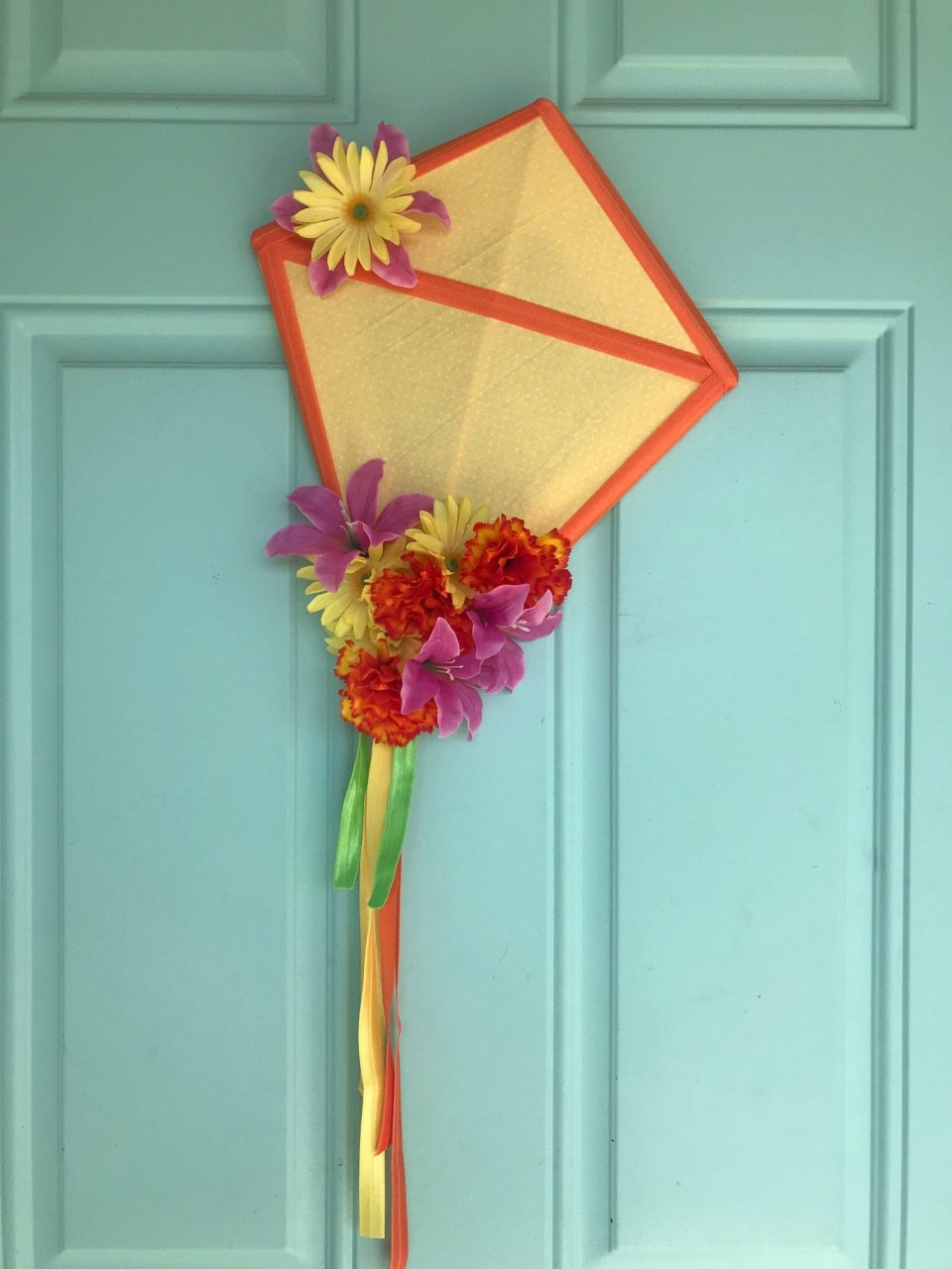 Spring Kite Wreath