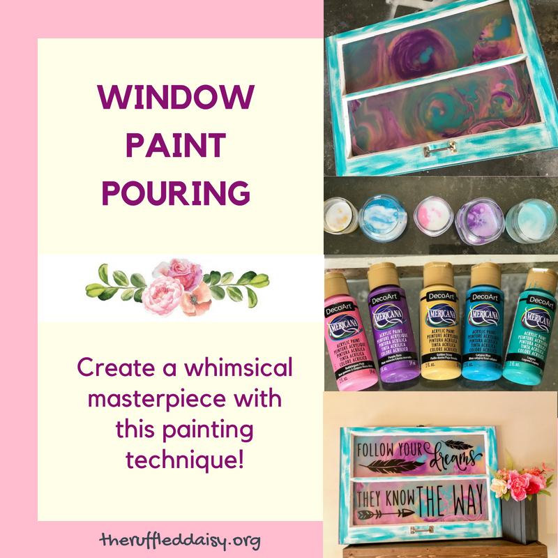 Whimsical Window Square