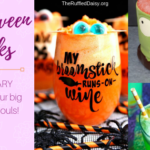 Quick and Easy Halloween Drinks