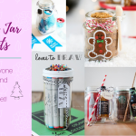 15 Christmas Mason Jar Gift Ideas