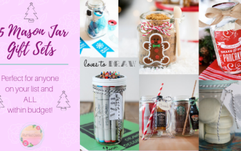 15 Christmas Mason Jar Gift Ideas
