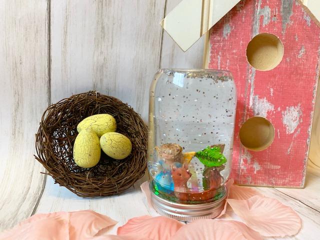 Fairy Garden Water Globe