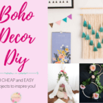 Boho Decor DIY – 20 Projects to Inspire You!