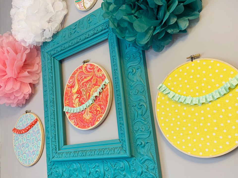Fabric and Embroidery Hoops final