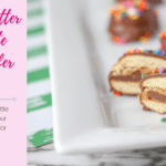 Peanut Butter Chocolate Nilla Wafer Bites