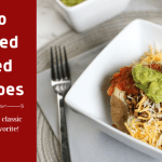 Taco Stuffed Baked Potatoes