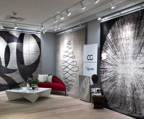 scenes from high-point-market: christopher guy collection launch
