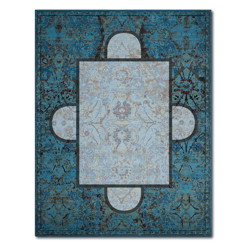 How to pick the right rug size for your room - 8x10 dining room rug