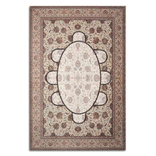 How to pick the right rug size for your room - 9x12 dining room rug
