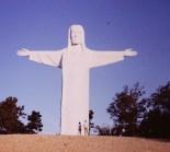 Christ of the Ozarks, Missouri, USA (circa 1965)