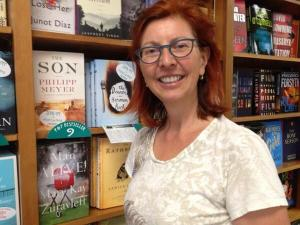 Mary Kay Zuravleff at Politics & Prose