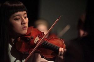 Tian violin