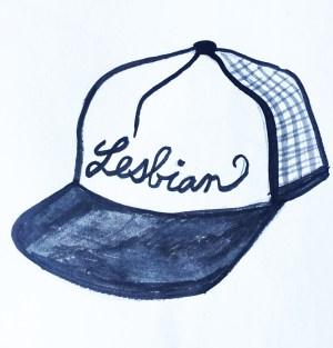 Lesbian Hat