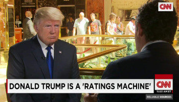 trump ratings