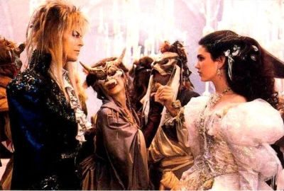 The Goblin King & Sarah
