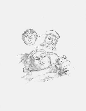 sleeping-muse