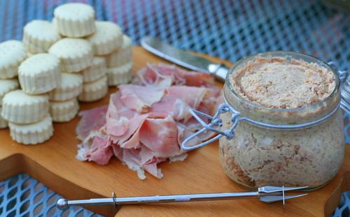 Country Ham Paté