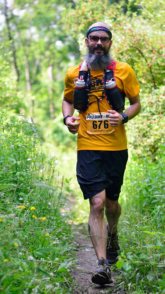 Hell Hath No Hurry 2016 50 miler