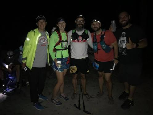 Botzum Parking Mile 92 Burning River 100 Ultramarathon