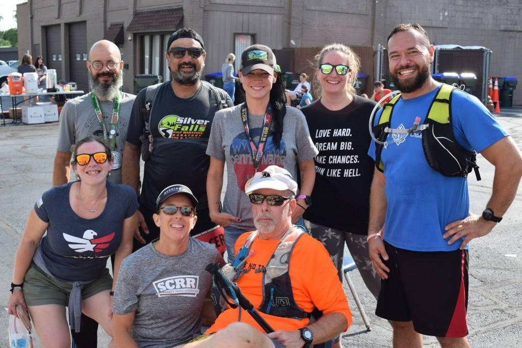 Burning River 100 Ultramarathon 2018 Finish