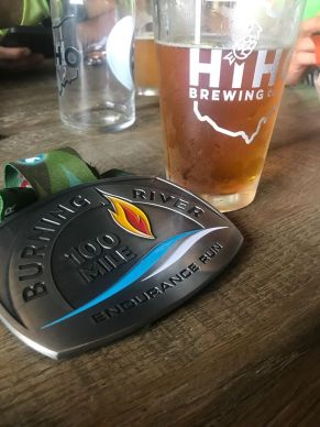 HiHo Brewery - Burning River 100 Ultramarathon 2018