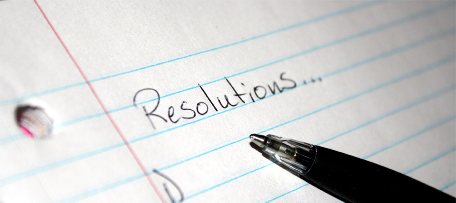 Running your Resolutions