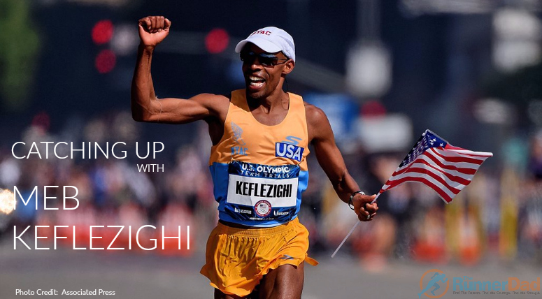 Catching Up With Meb Keflezighi