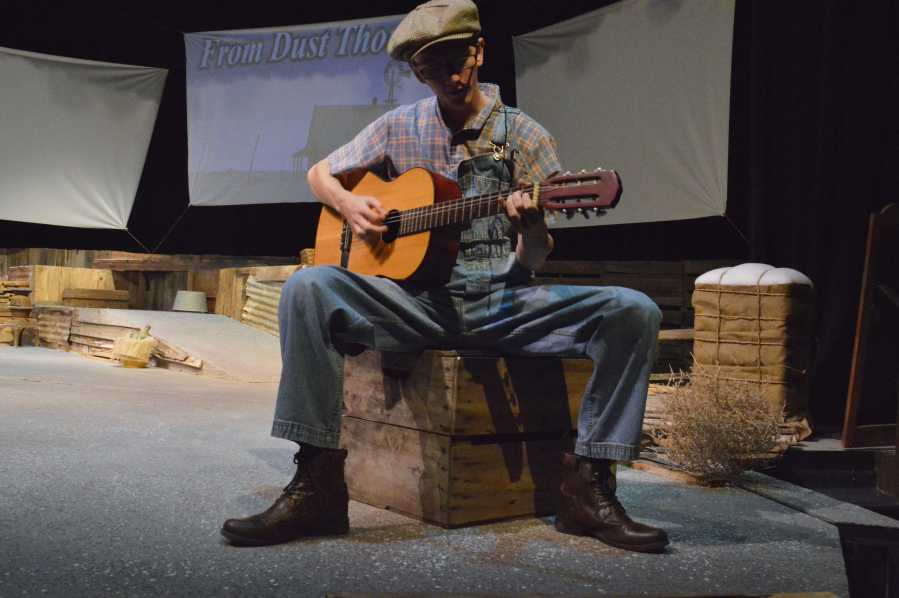 'From Dust Thou Art' takes center stage