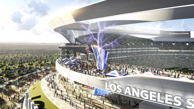 The Sports Desk: Football in LA and Playoffs!