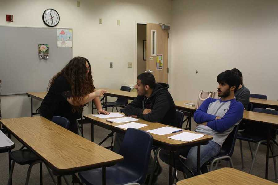 Students adjust to class relocation