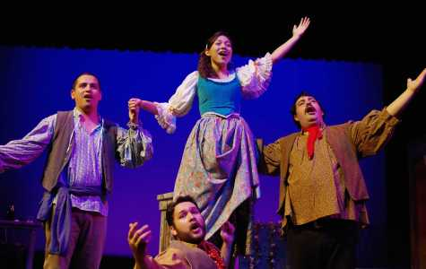 CSUB Opera theater presented two one-act operas