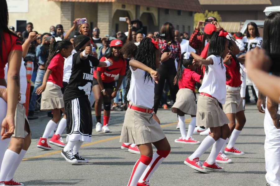 Parade celebrates Black History Month