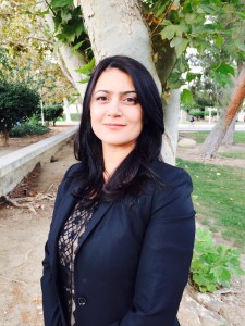 """Reem Abu-Lughod, Criminal Justice, professor """"I was torn between two things: my colleagues and my students."""""""