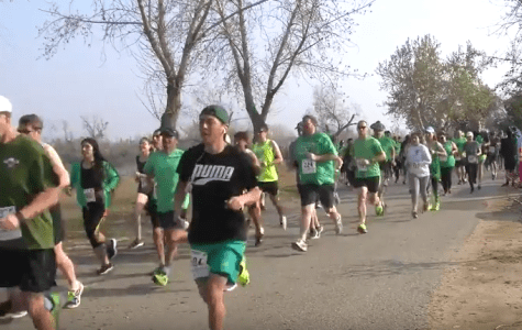 Kinesiology department holds 6th annual run